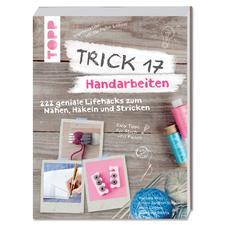 """Buch """"Trick 17 – Handarbeiten""""."""
