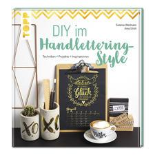 "Buch - DIY im Handlettering-Style Buch ""DIY im Handlettering-Style"""