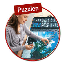 Puzzeln