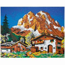 """Ministeck """"Berghütte"""" Ministeck - Einzigartig detailreich, einzigartig abwechslungsreich"""