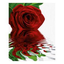 """Malen nach Zahlen """"Rose"""" Malen nach Zahlen."""