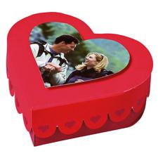 18 Herzboxen im Set Persönliche Erinnerungsstücke