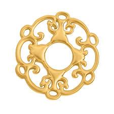 Schnörkel, Gold