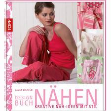 """Buch """"Designbuch Nähen - Kreative Näh-Ideen mit Stil"""""""