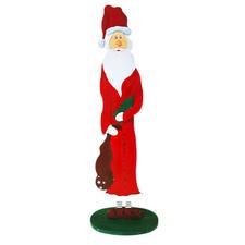 """Stehfiguren aus MDF """"Weihnachtsmann, groß"""""""