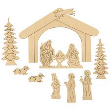 """Komplettpackung: Set """"Stern über Bethlehem"""""""