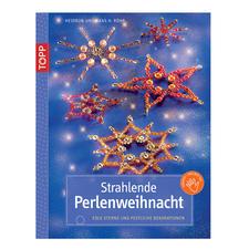 """Buch """"Strahlende Perlenweihnacht"""" Exklusiv und voller Glanz."""