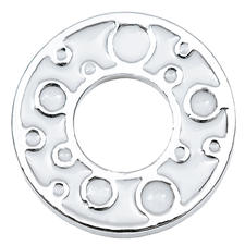 Kreise, Weiß