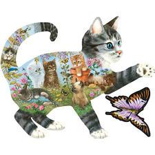 """Puzzle """"Kätzchen"""" Ein Spaß für die ganze Familie – spannend und entspannend zugleich."""