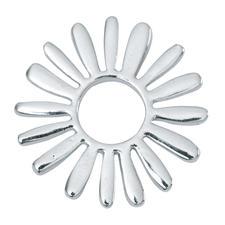 Blume, Silber