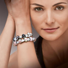 """Komplettpackung """"Bijou-Armbänder"""" Im Stil exklusiver Designer-Kollektionen: begehrte Bijou-Armbänder zum individuellen Gestalten."""