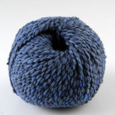 072 Stahlblau meliert
