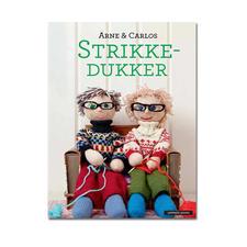 """Buch """"Strikkedukker: Gestrickte Puppen"""""""
