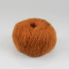 Rosina von Junghans-Wolle Haarig, flauschig, mollig wärmend – das ist Mohair.