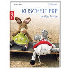 """Buch """"Gehäkelte Kuscheltiere in den Ferien"""""""