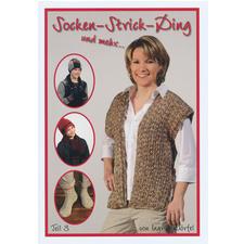 """Buch """"Socken-Strick-Ding Teil 3"""""""