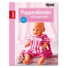 """Buch """"Puppenkleider selbst gehäkelt"""""""