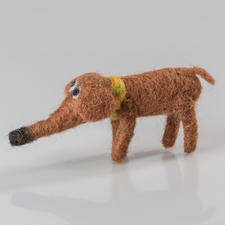"Jim Knopf Filzhund - Dr. Watson, 1 Stück Jim Knopf Filzhund ""Dr. Watson"", 1 Stück"