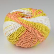 105 Orange/Gelb/Weiß