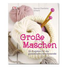 """Buch """"Große Maschen"""""""