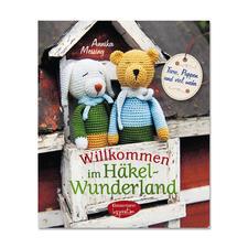 """Buch """"Willkommen im Häkel-Wunderland"""""""