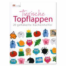 """Buch """"Tierische Topflappen"""""""