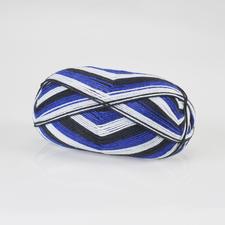 5604 Schwarz/Blau/Weiß