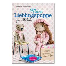 """Buch """"Meine Lieblingspuppe zum Häkeln"""""""
