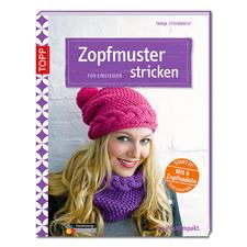 """Buch - Zopfmuster stricken für Einsteiger Buch """"Zopfmuster stricken für Einsteiger"""""""