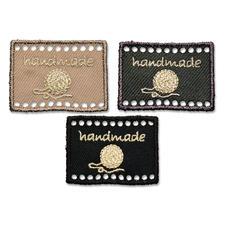"Etiketten ""Handmade"""