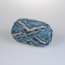 3707 Türkis/Blau/Creme
