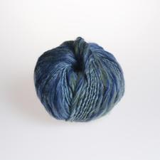 04 Blau-Grün meliert