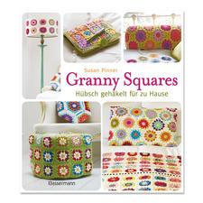 """Buch """"Granny Squares: Hübsch gehäkelt für zu Hause"""" Granny Squares: Hübsch gehäkelt für zu Hause"""