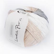 105 Weiß/Hellgrau/Altrosa/Pfirsich