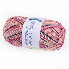 1009 Rosa/Lachs/Pink/Mintthrazit