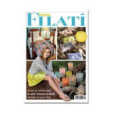 "Heft ""Filati Home No. 63"""