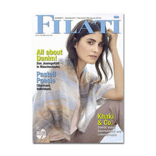 "Heft ""Filati Journal 51"" Heft ""Filati Journal Sommer Nr. 51"""