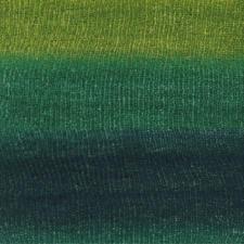 805 Dunkelgrün/Petrol/Smaragd/Gelbgrün