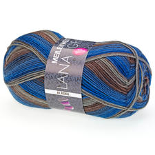 1707 Blau/Grau/Braun