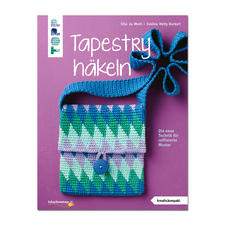 "Buch - Tapestry häkeln Buch ""Tapestry häkeln"""