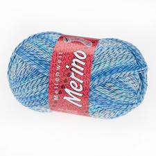 2256 Hellblau-Blau-Türkis-Weiß