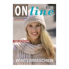 """Heft """"ONline Stricktrends Wintermaschen"""" Charmant, feminin, bestrickend."""