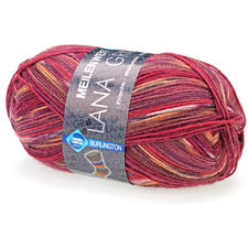 5411 Bordeaux/Apricot/Creme