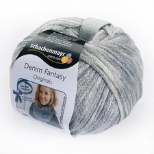 090 Grey Denim