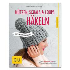 """Buch - Mützen, Schals & Loops häkeln Buch """"Mützen, Schals & Loops häkeln"""""""