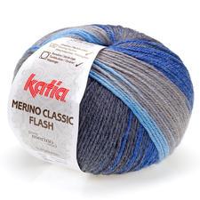 307 Anthrazit/Blau/Grau/Hellblau