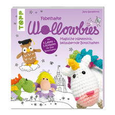 """Buch """"Fabelhafte Wollowbies"""""""