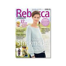Heft - Rebecca Nr. 68 Schönste Strickmode. Designermodelle zum Selbermachen.