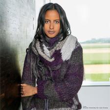 Komplettpackung Schal aus Mohairlana von Lana Grossa