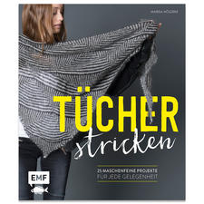 "Buch - Tücher stricken Buch ""Tücher stricken"""